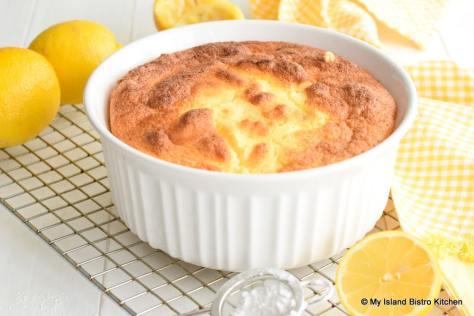 Lemon Sponge Pudding