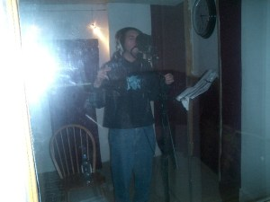 Recording Just Peace