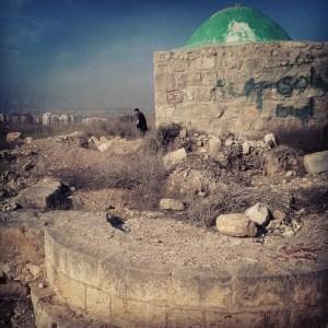 Sheikh Musharef Tomb & Remains of Samaritan Synagogue