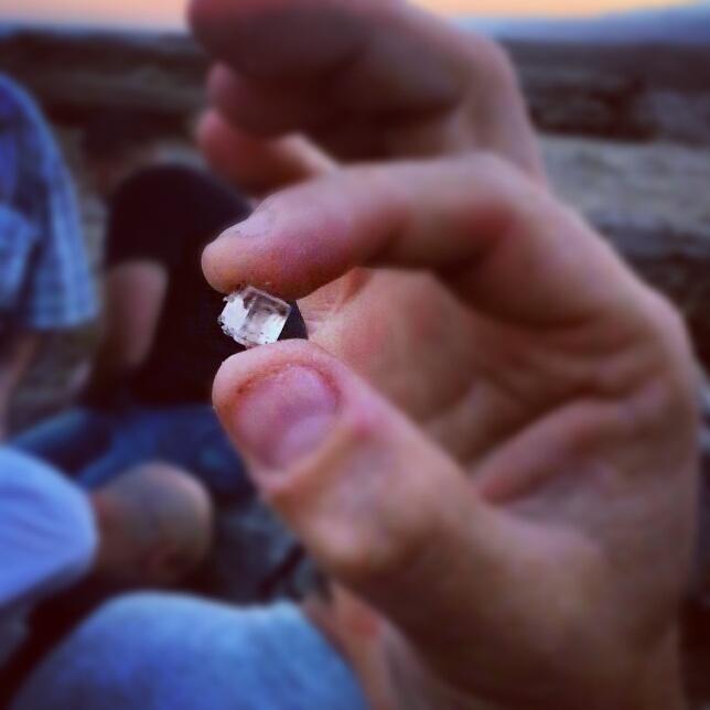 Dead Sea Diamond