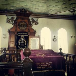 Original Synagogue at Rosh Pina