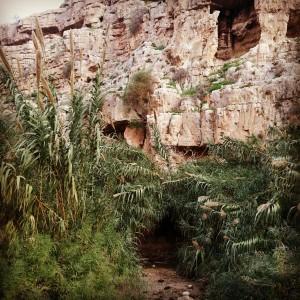 Remnants of Hasmonean Aqueducts at Ein Mabua