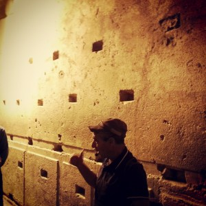 Inside the Western Wall Tunnels