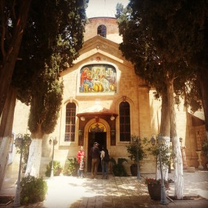 Orthodox Church of the Wedding, Kana