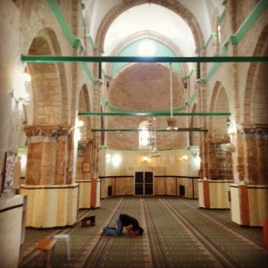 The Great Mosque, Ramla