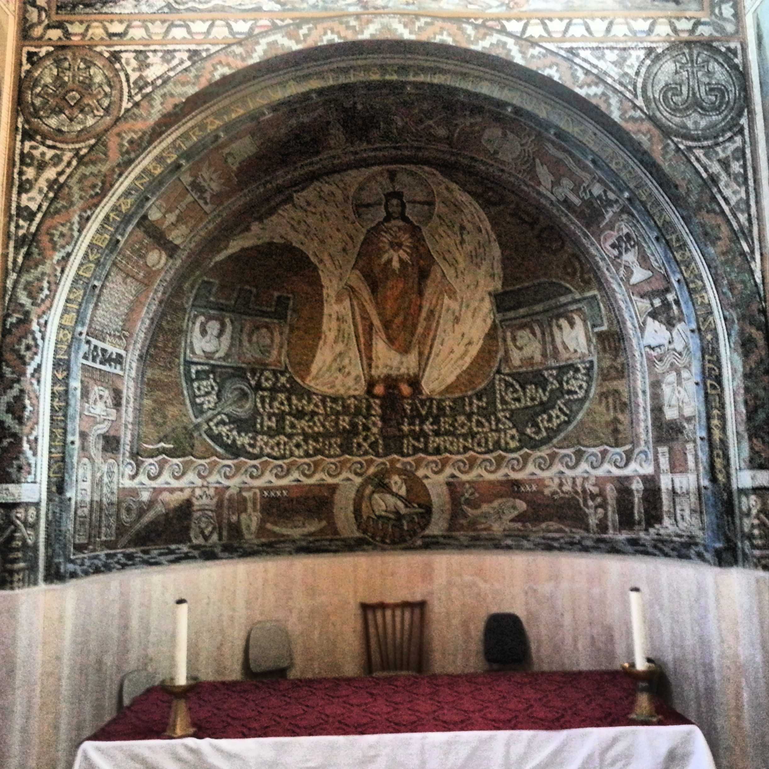 Church of St Stephen, Beit Jamal