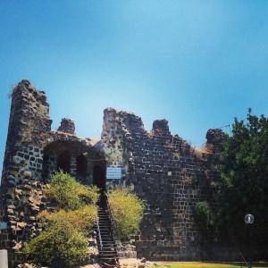Ottoman period fortress, Tiberias