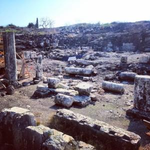 Ancient synagogue of Arbel