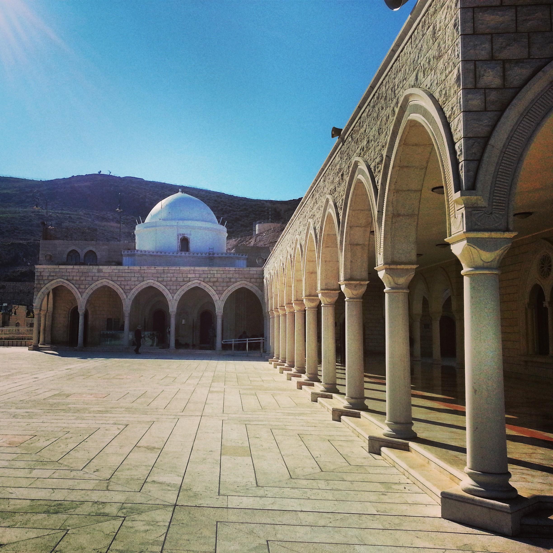 Nabi Shu'ayb (Tomb of Jethro)
