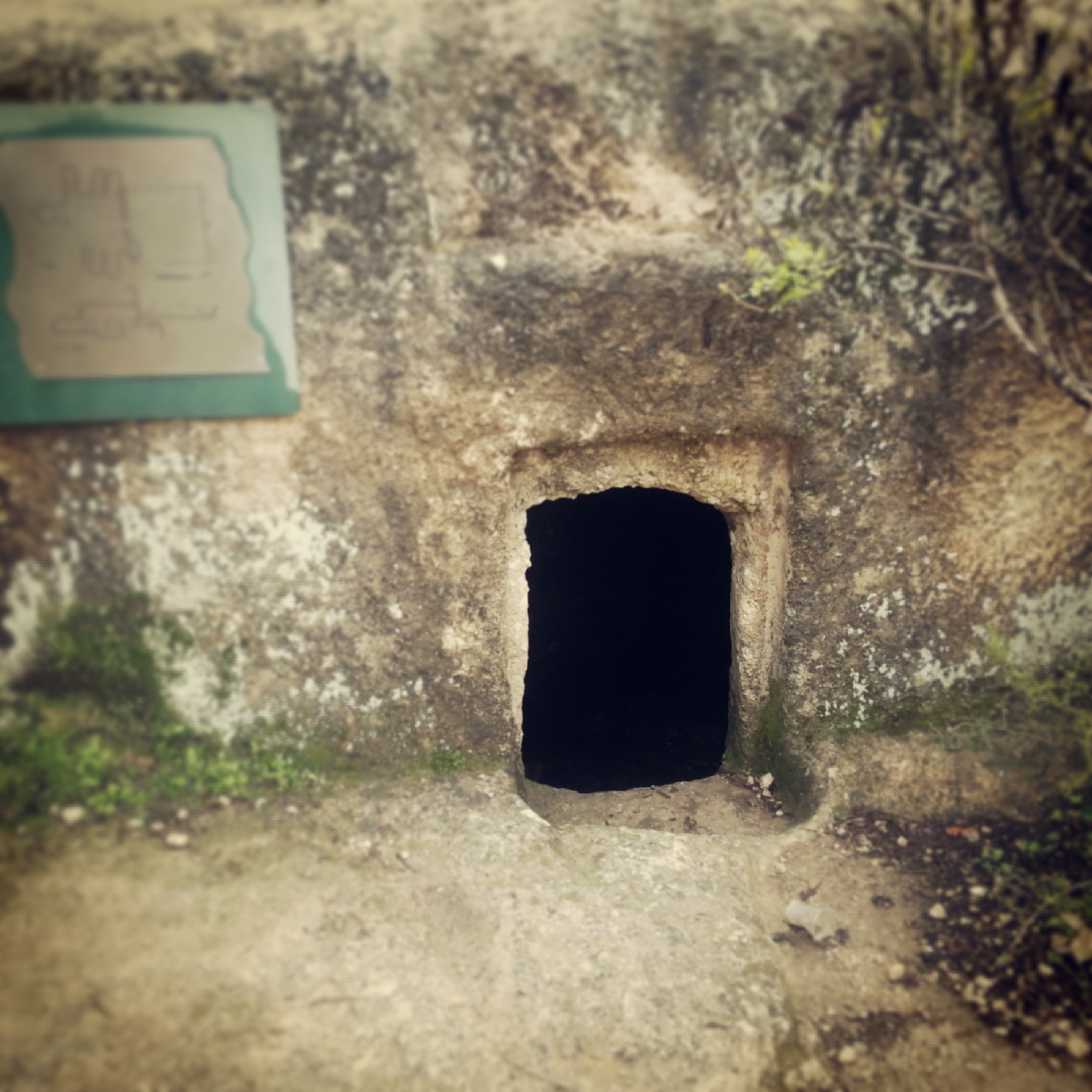Second Temple Period tomb in the Ayalon-Canada Park