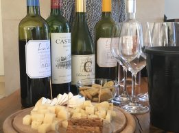 Wine tasting & snacks, My Israel Wine Tours