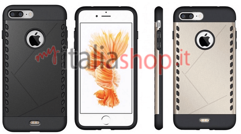 iPhone 7 - L'iPhone di Prossima Generazione - Novità di Progettazione - I case