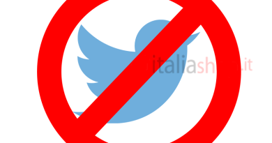 come cancellare un account Twitter