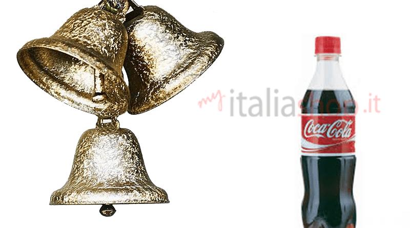 campana di Natale fai da te, campanella di Natale, campanella di Natale con bottiglia di plastica, come fare una campana di Natale fai da te