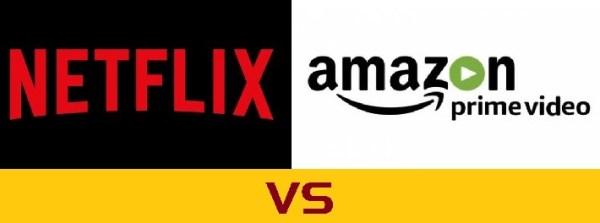 Amazon Prime Video vs Netflix