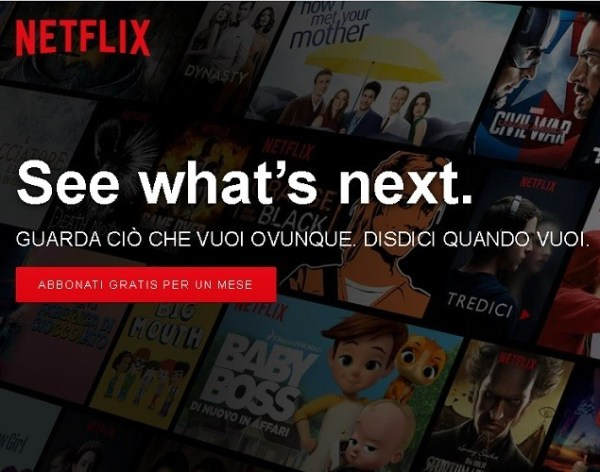 Netflix contro Amazon Prime Video