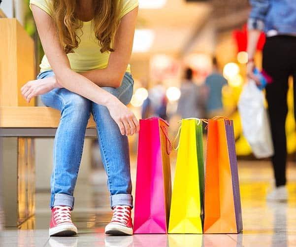 shopping cambio stagione valuta qualsiasi cosa che vedi ma poi alla fine lascia decidere il tuo corpo