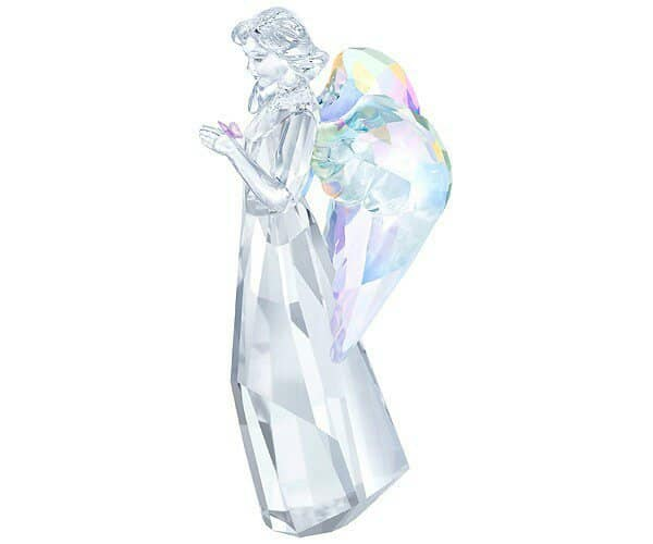 Statuette di cristallo Swarovski angelo