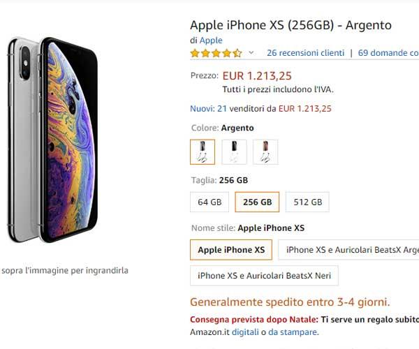 Qual e il miglior iPhone xs da acquistare nel 2019