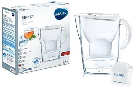 brita è considerata la migliore marca di caraffe filtranti per migliorare la qualità dell'acqua