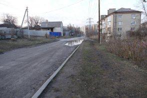 Улица Капитана Орлова, вид в сторону центра