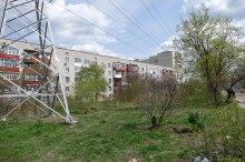 Микрорайон многоэтажек по улице Капитана Орлова в Изюме