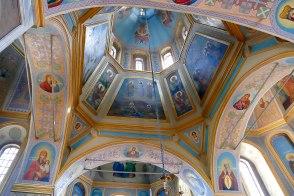 Центральный купол Спасо-Преображенского собора