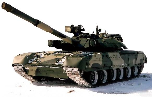 Украинский танк Т-84 «Оплот» признан лучшим в Мире