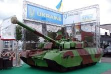 Украинские танки производства Харьковского ГП «Завод им. В.А. Малышева» уже прибыли в Таиланд