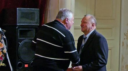 Народный депутат Верховной Рады Украины, Герой Украины Виктор Николаевич Остапчук