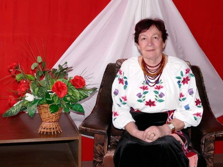 Нина Борисовна Иванова