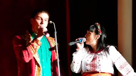 Максим Кондратьев и Людмила Митилева