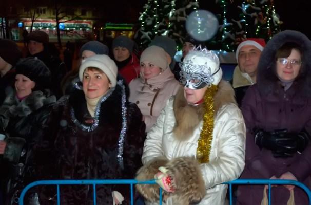 Как я праздновала Новый Год в Изюме