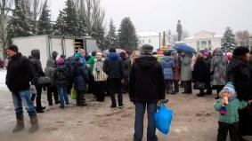 Организаторы праздника не дали ни кому замерзнуть