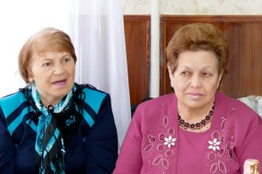 Дьяченко Мария Александровна и Павленко Маргарита Николаевна
