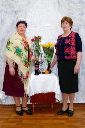 Аксенова Полина Леонидовна и Касько Светлана Евгеньевна
