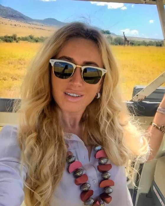 28-летняя Ирина Галай