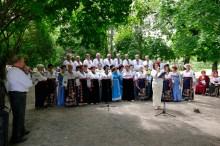 Изюмский народный хор «Криниченька» под управлением Григория Федоровича Редько