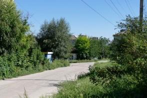 Пересечение улиц Капитана Орлова и Георгия Жуковского