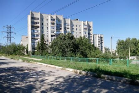 Девятиэтажка на ул. Капитана Орлова