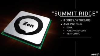 AMD Zen Summit Ridge