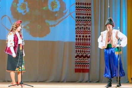 Театральная прелюдия к танцу - Молдавска сюита «Біля річки, біля броду»