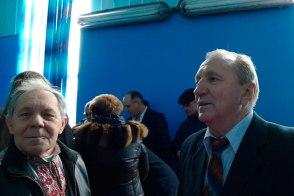 Иван Шумило, Григорий Редько и коллектив хора «Криниченька»