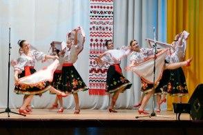 Молдавская сюита - «Біля річки, біля броду»