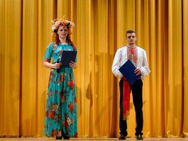 Ведущие — Елизавета Полеонова и Кирилл Фартушный