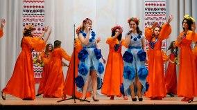 Отчетноый концерт художественной самодеятельности Изюмского Профессионального Лицея (ИПЛ) «Рожденные Свободными»