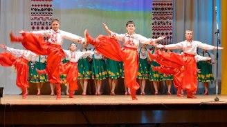 Образцовый аматорский ансамбль народного танца «Вдохновение»