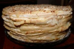 Торт «Наполеон» холостяка