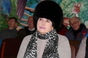 Грунина Зоя Александровна — солистка