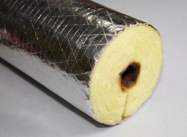 Теплоизоляция для труб малого диаметра